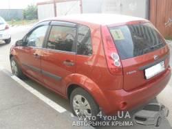 Ford Fiesta 2007 г/в